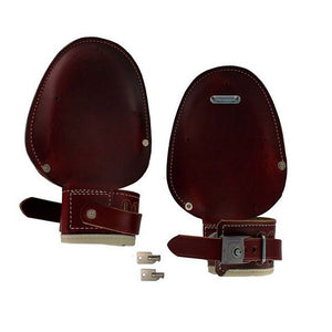 Humane Restraint ML-200 Locking Leather Mitts