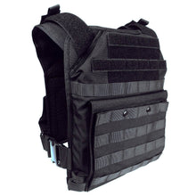 SecPro Spartan Tactical Plate Carrier - One Size Fits All