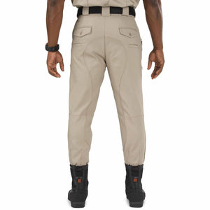 5.11 Tactical 74407 Men's Motorcycle Breeches Silver Tan