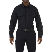 5.11 Tactical 72074 Men Stryke Class-B PDU Long Sleeve Shirt Midnight Navy