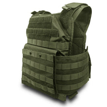 Spartan Tactical Plate Carrier Bulletproof Vest Tactical Ballistics - OD Green