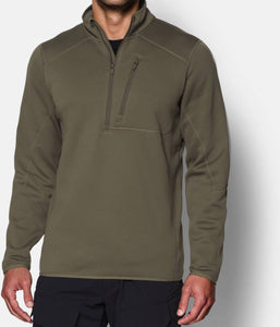 Under Armour 1262441 Storm TAC ¼ Zip Men's Tactical Long Sleeve