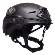 Team Wendy EXFIL Carbon Helmet - Black
