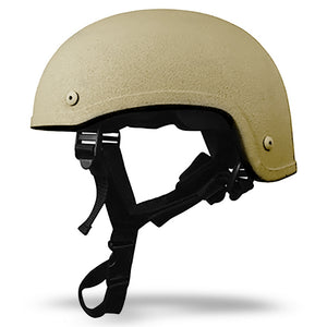 SecPro MICH ACH Advanced Combat Ballistic Helmet Level IIIA High Cut