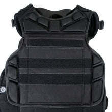 police vest for shoulder protection