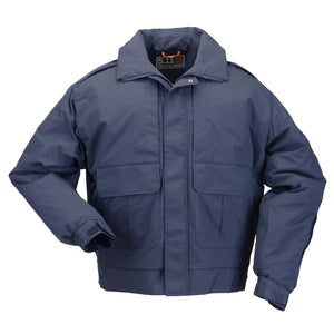 5.11 Tactical 48103 Men Signature Duty Jacket Dark Navy