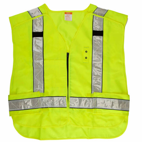 5.11 Tactical 49022 Men 5-Point Breakaway Vest High-Vis Yellow