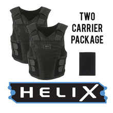 Concealable Body Armor Carrier