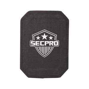 "SecPro Special Pistol Threats Side Plate - 6"" x 8"""
