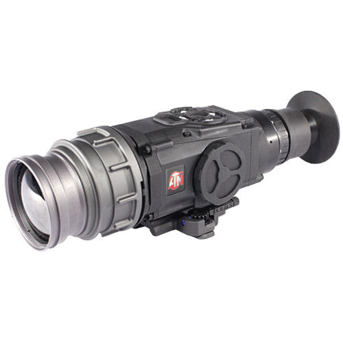 ATN TIWSMT642B Thor Thermal Rifle Scope 640, 1.5-12x Magnification, 640x512, 30mm, 30Hz, 17 micron