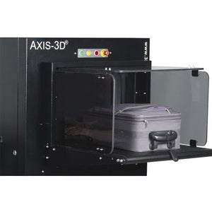 Axis 3D X-ray Security checkpoint