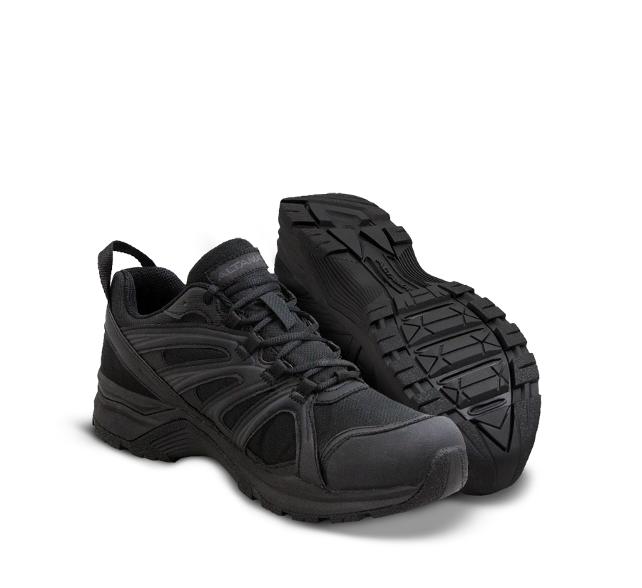 Aboottabad Trail Low - Black