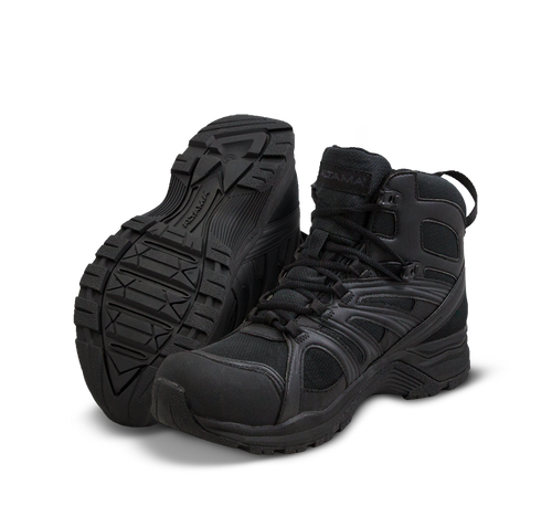 Altama Tactical Boots - Aboottabad Trail Mid - Black
