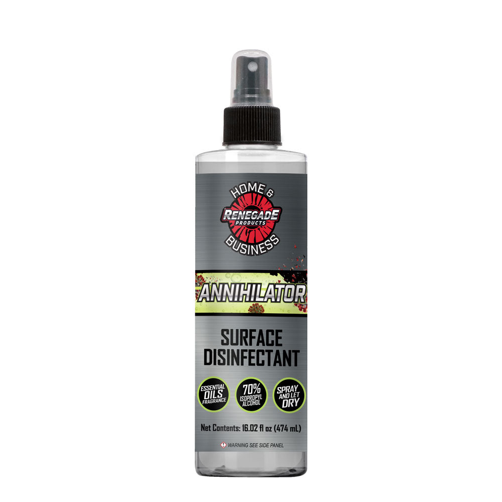 Annihilator Surface Disinfectant (SOLD IN BULK)