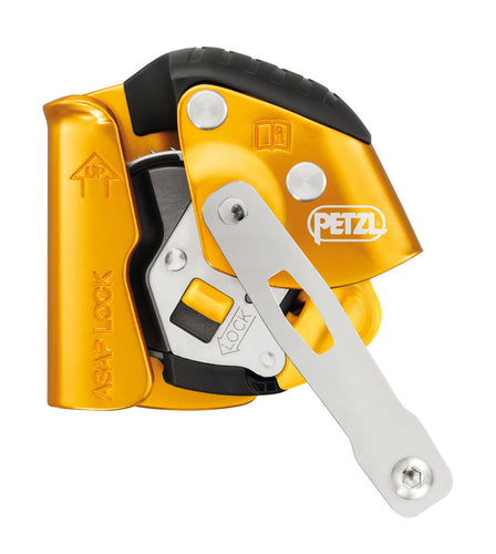 Petzl - ASAP® LOCK Mobile Fall Arrester with Locking Function