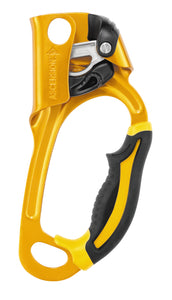 Petzl - ASCENSION Handled Rope Clamp for Rope Ascents