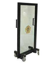 NIJ Level III Ballistic Glass Panel
