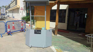 Security Guard Post