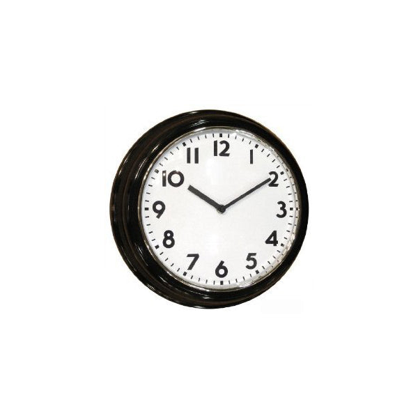 KJB Hardwired Wall Clock Camera - C1300C