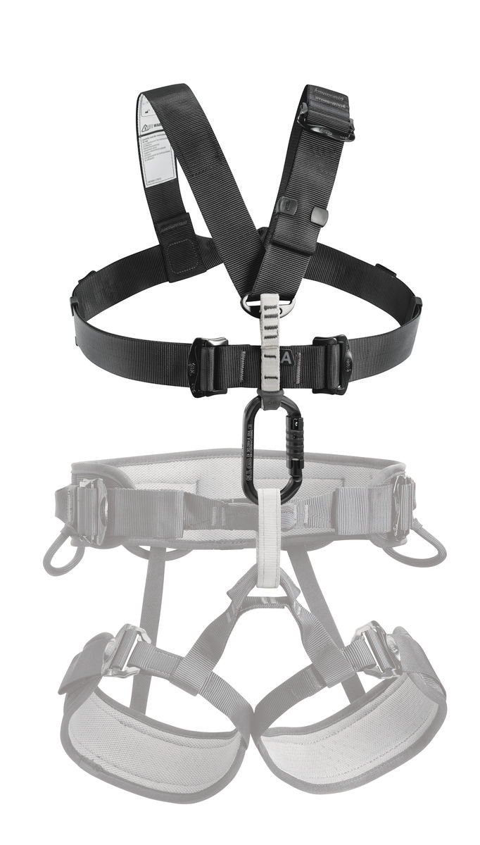 Petzl - CHEST'AIR Chest Harness for Seat Harnesses