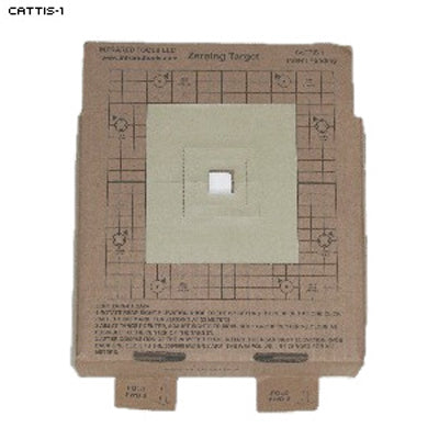 Cardboard Thermal Zeroing Target (Pack of 12)