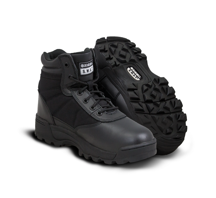 Original SWAT Tactical Police Classic 6' Boots - 115101