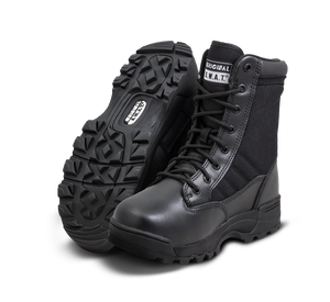 "Original SWAT Tactical Police Classic 9"" Boots -115001"