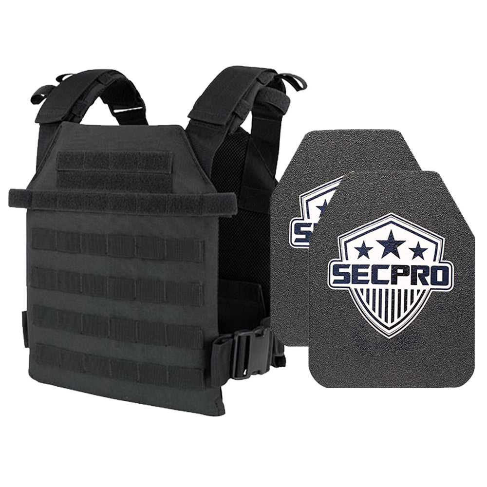 plate carrier and ballistic plates
