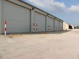Dry Storage: Humidity Controlled Facilities