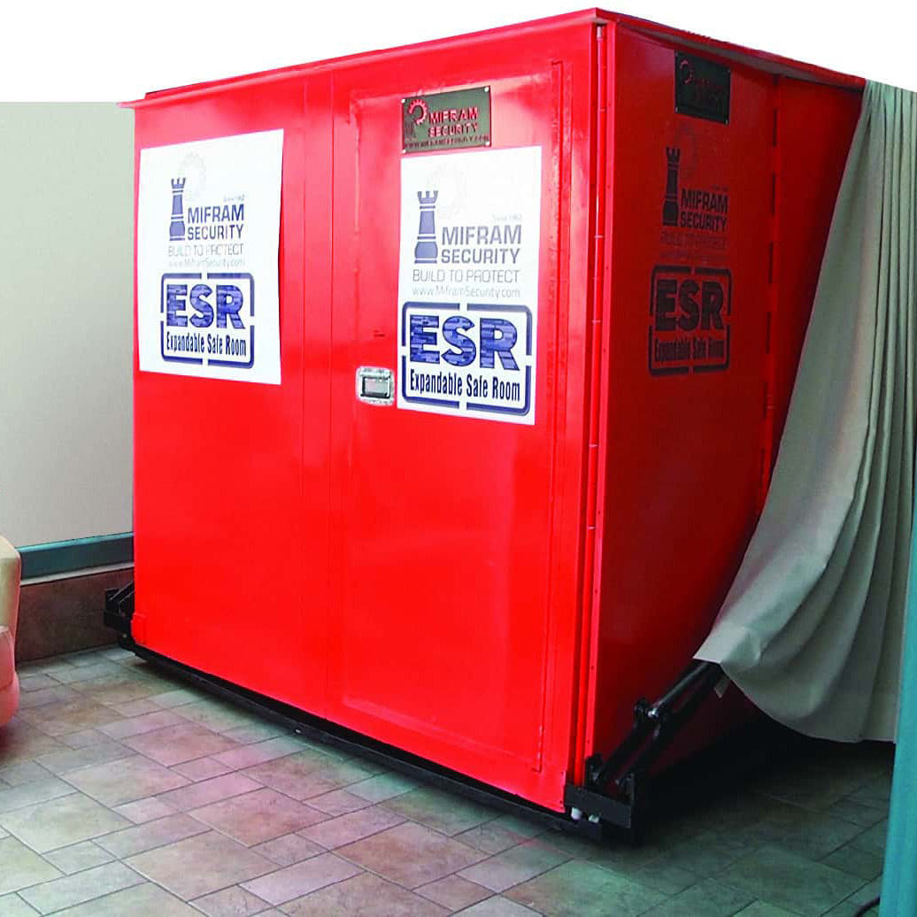 Mifram Expandable Safe Room (ESR)