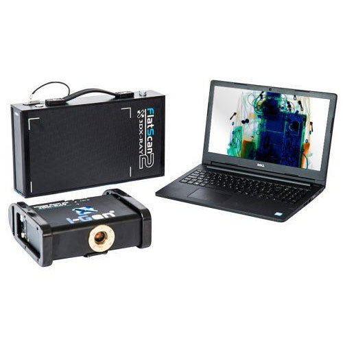 3DX-RAY X-Ray Scanner | FlatScan2-15 X-Ray Scanner