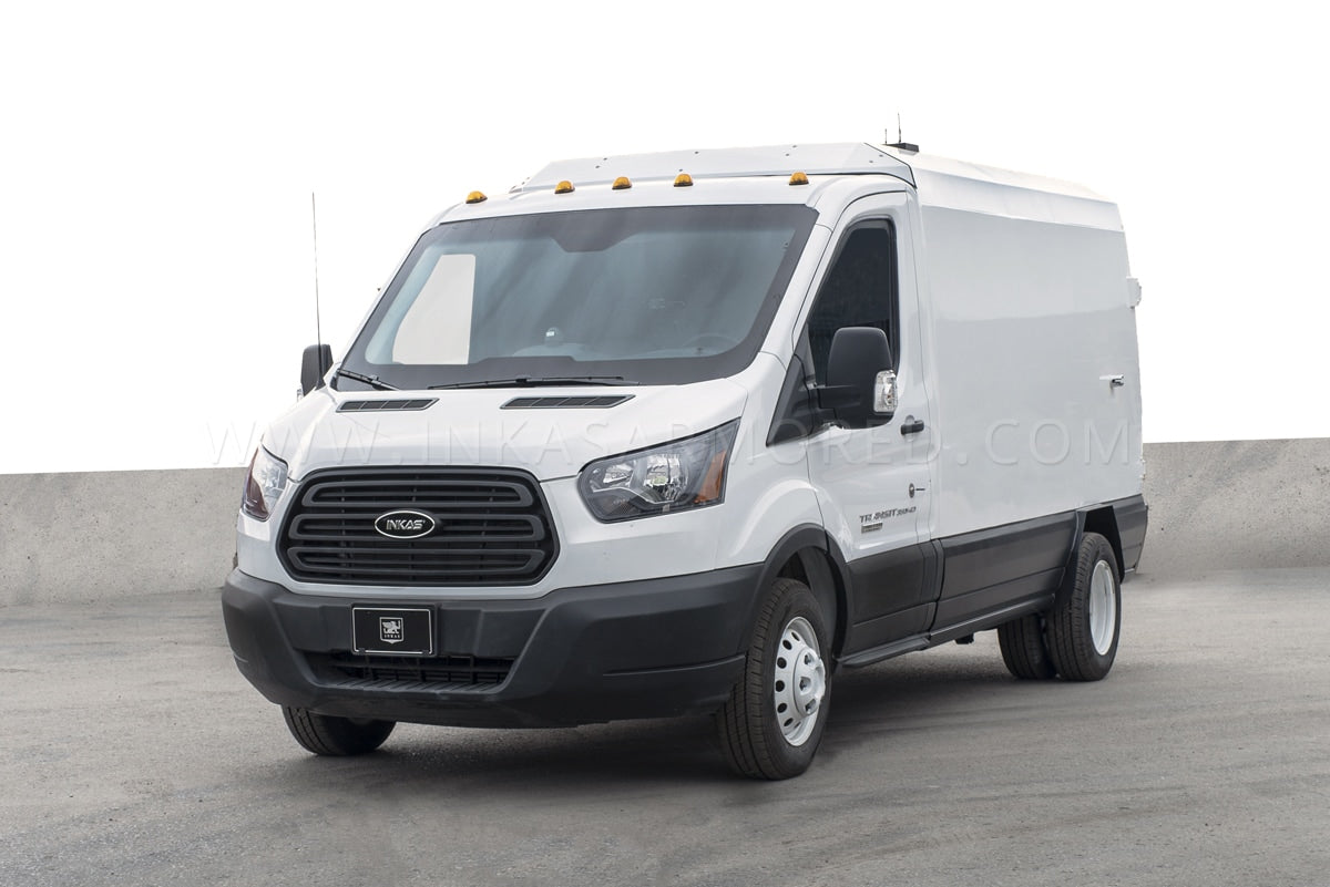 Armored Ford Transit 350HD