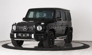 Armored SUV Mercedes-Benz G63 AMG