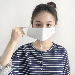 3-Ply Antibacterial Cloth Face Masks