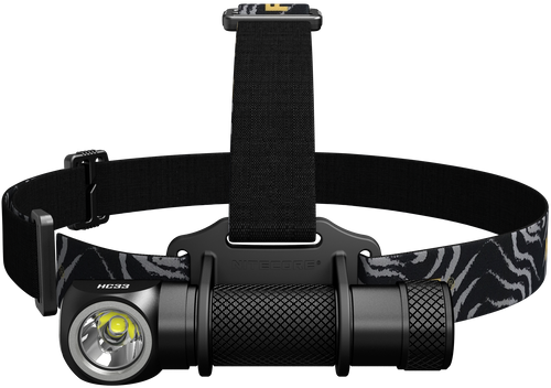 Nitecore 1800-Lumen Hight Lumen L-Shaped Headlamp