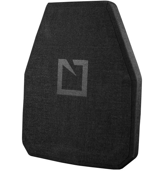 Shooter Cut NIJ Level III ballistic plate