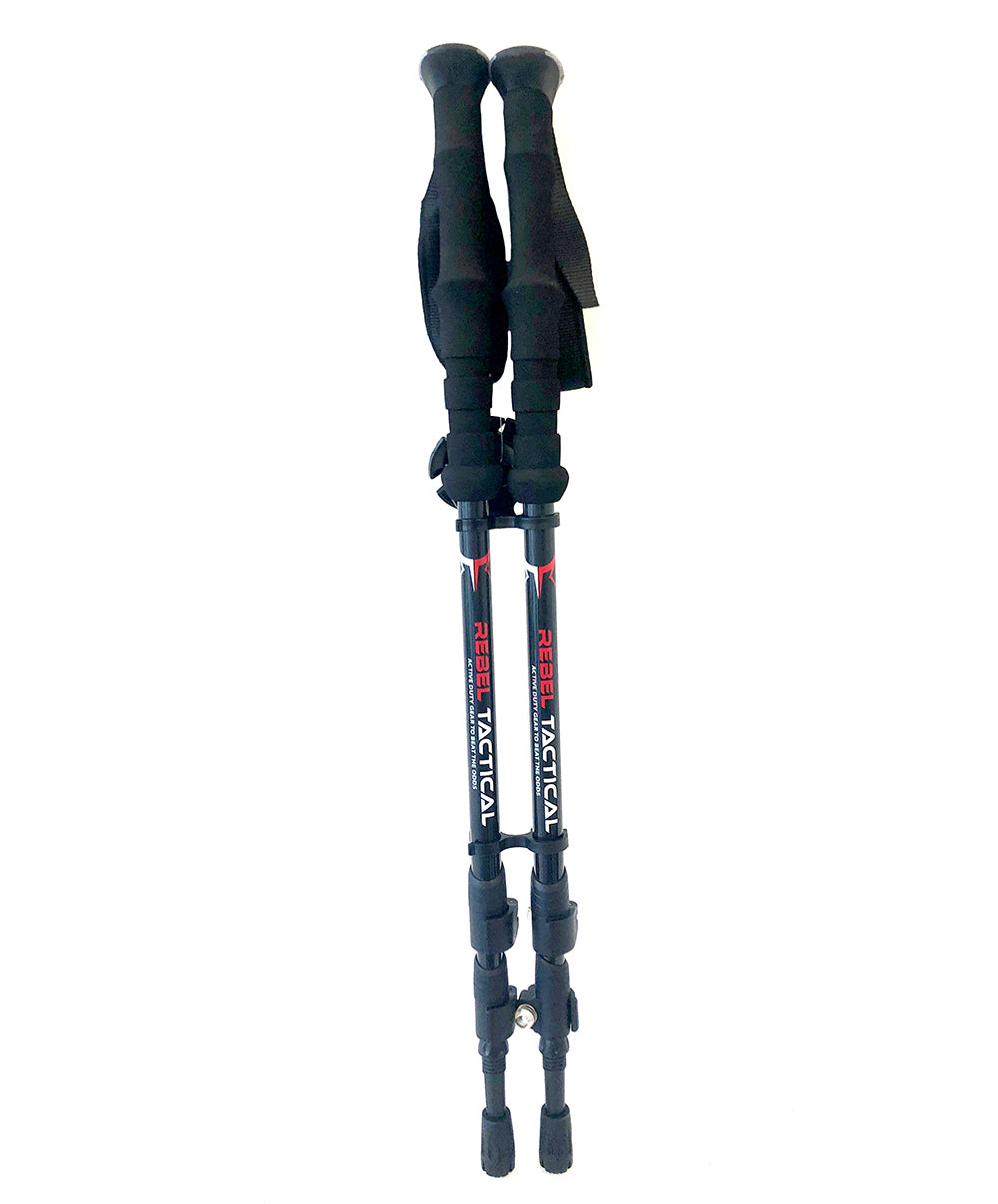 Rebel Tactical Carbon Fiber Walking Stick