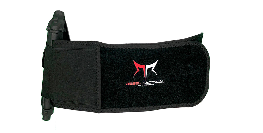 Rebel Tactical Belly Band Holster & Ankle Holster Bundle