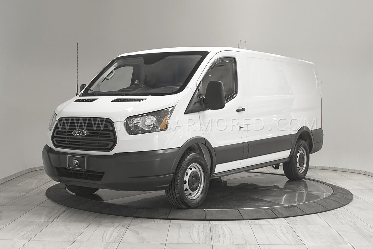 Armored Ford Transit 150/250/350