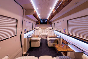 Armored Limousine Mercedes-Benz Sprinter 3500