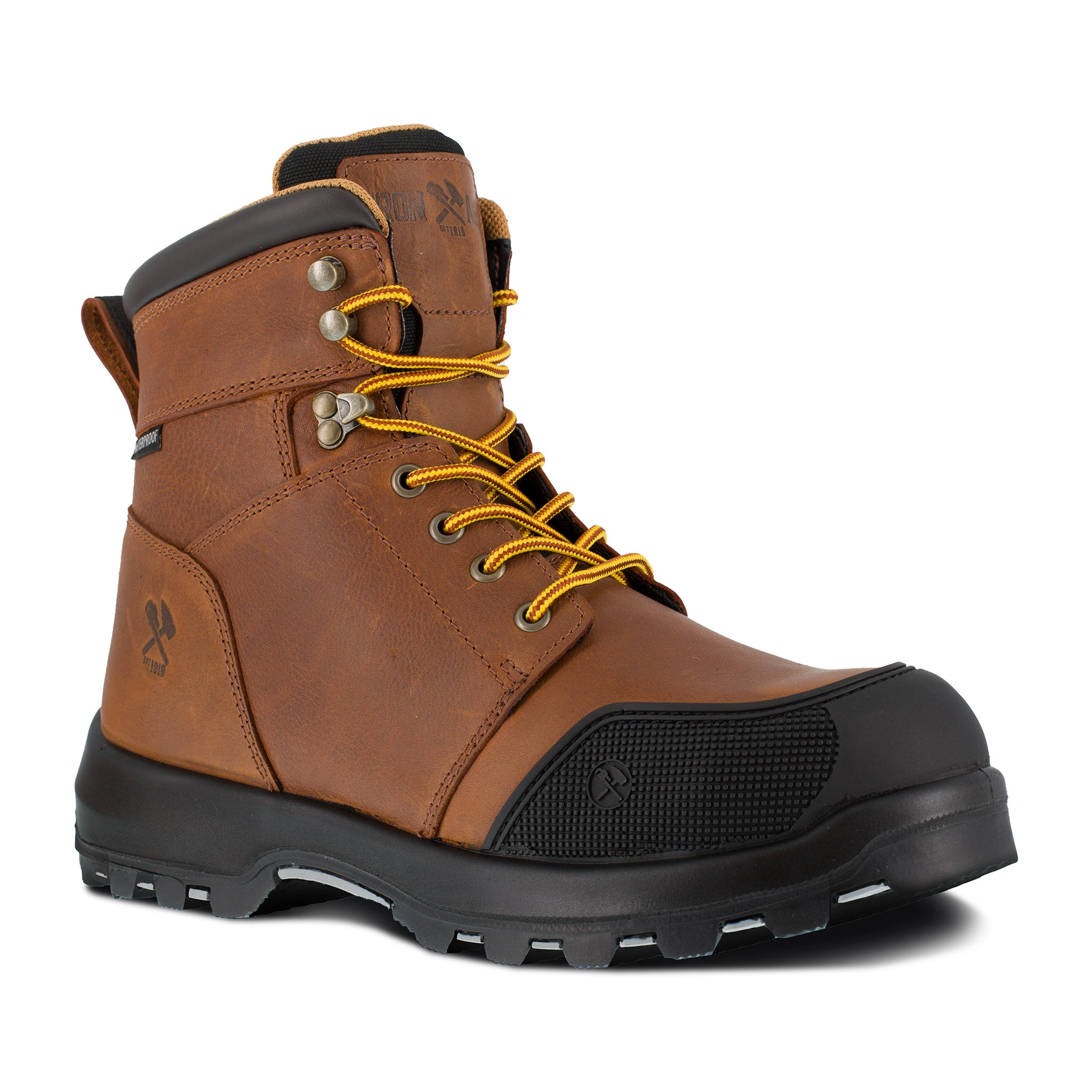 "Iron Age Men's Immortalizer 6"" Waterproof Work Boot - IA0171"