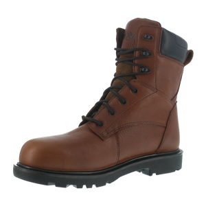 "Iron Age Men's Hauler 8"" Waterproof Work Boot - IA0180"