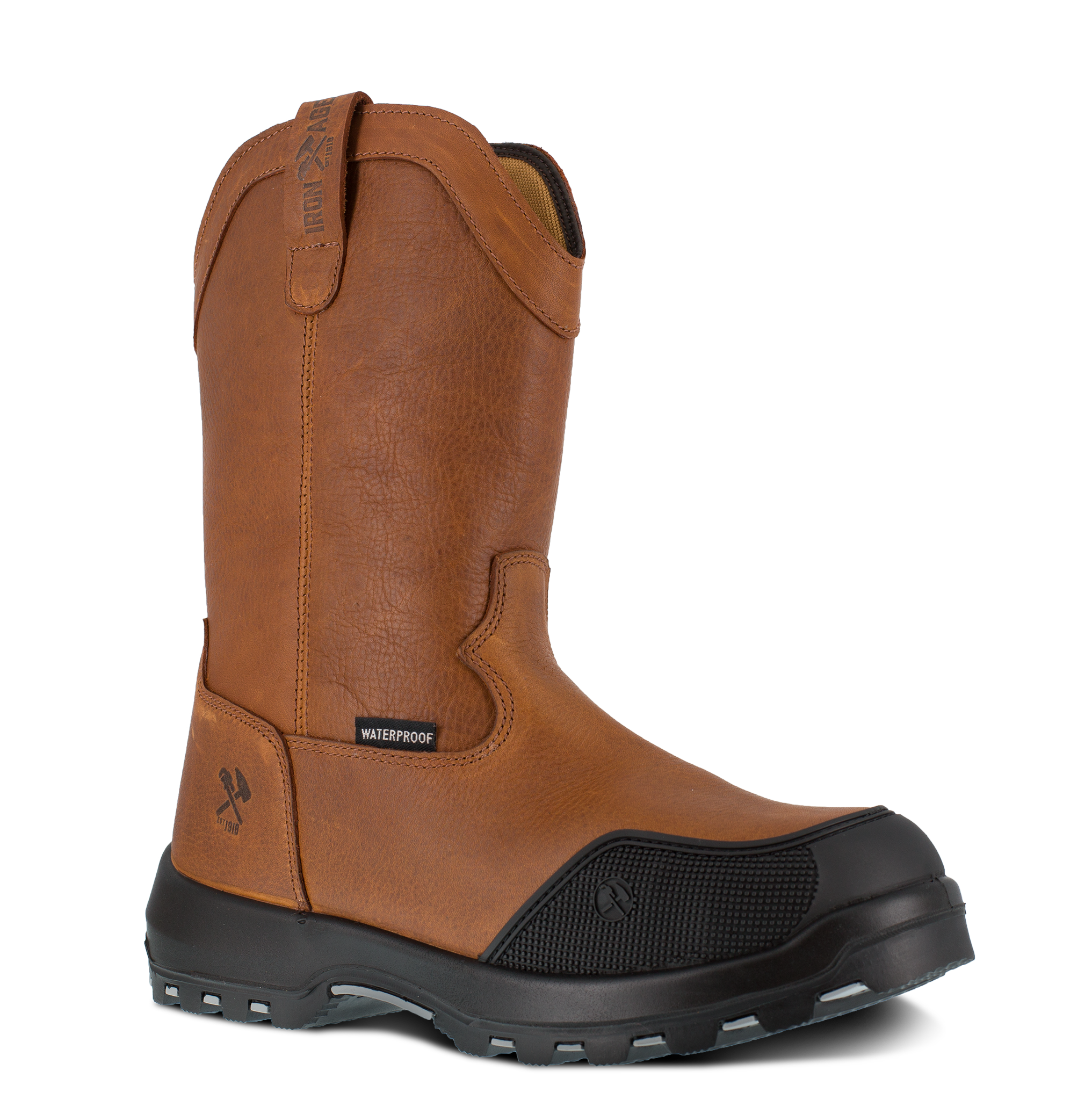 "Iron Age Men's Immortalizer 10"" Waterproof Wellington - IA0190"