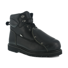 "Iron Age Men's Groundbreaker 6"" Work Boot with External Met Guard - IA5016"
