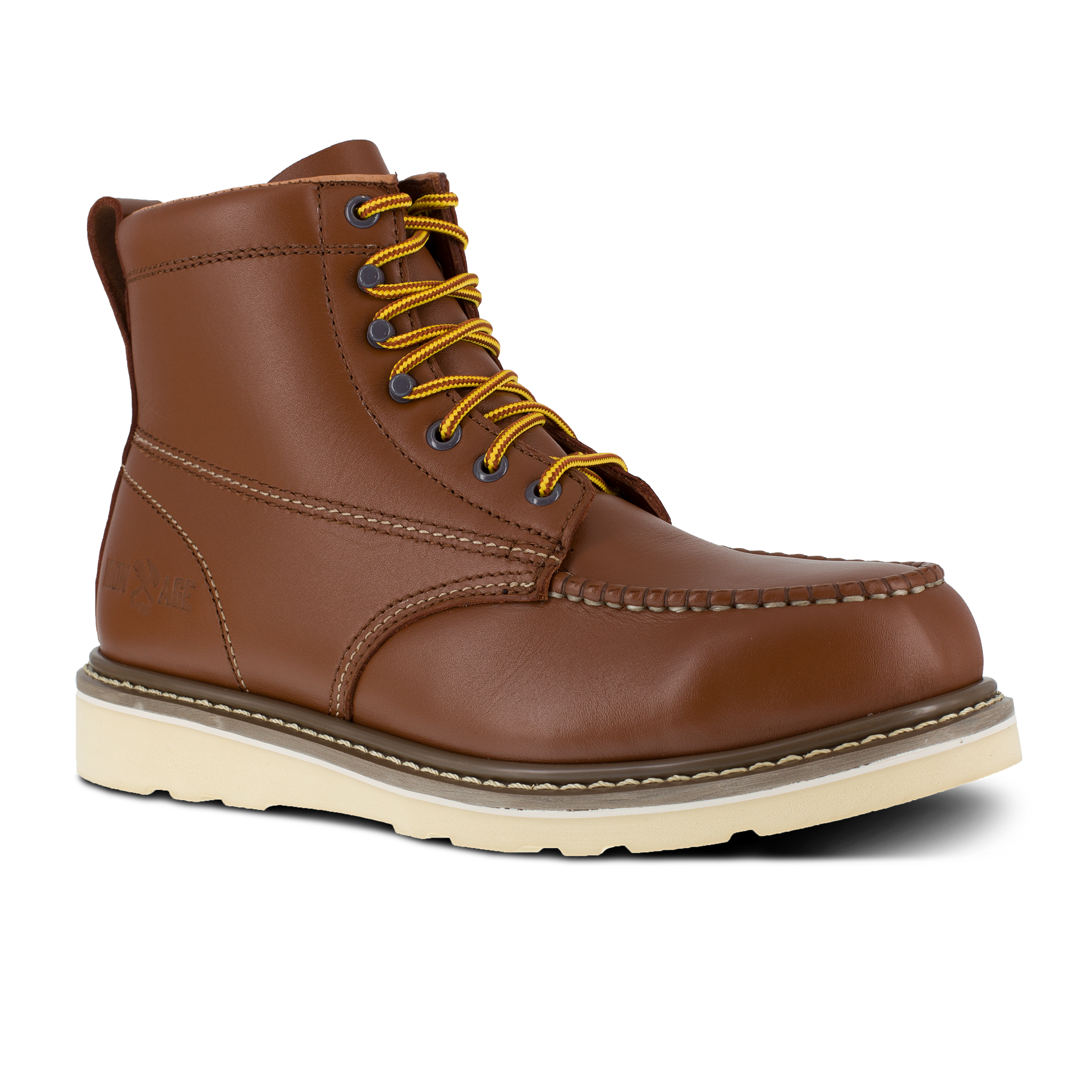 "Iron Age Men's Reinforcer 6"" Wedge Work Boot - IA5060"