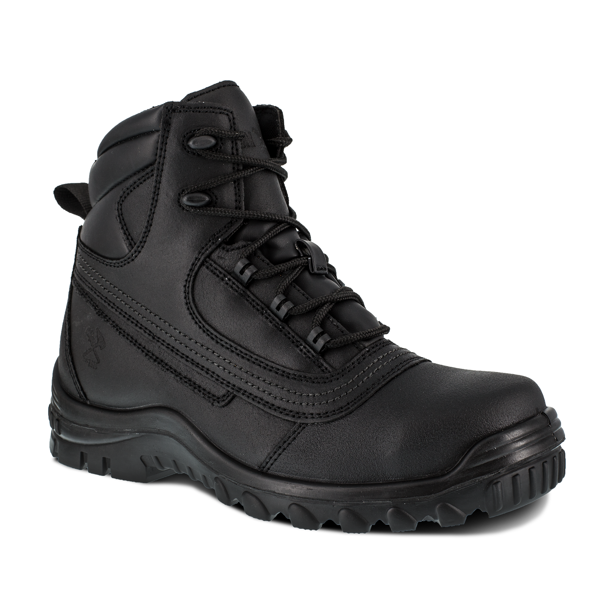 "Iron Age Men's Backstop 6"" Water Resistant Puncture Resistant Work Boot - IA5500"