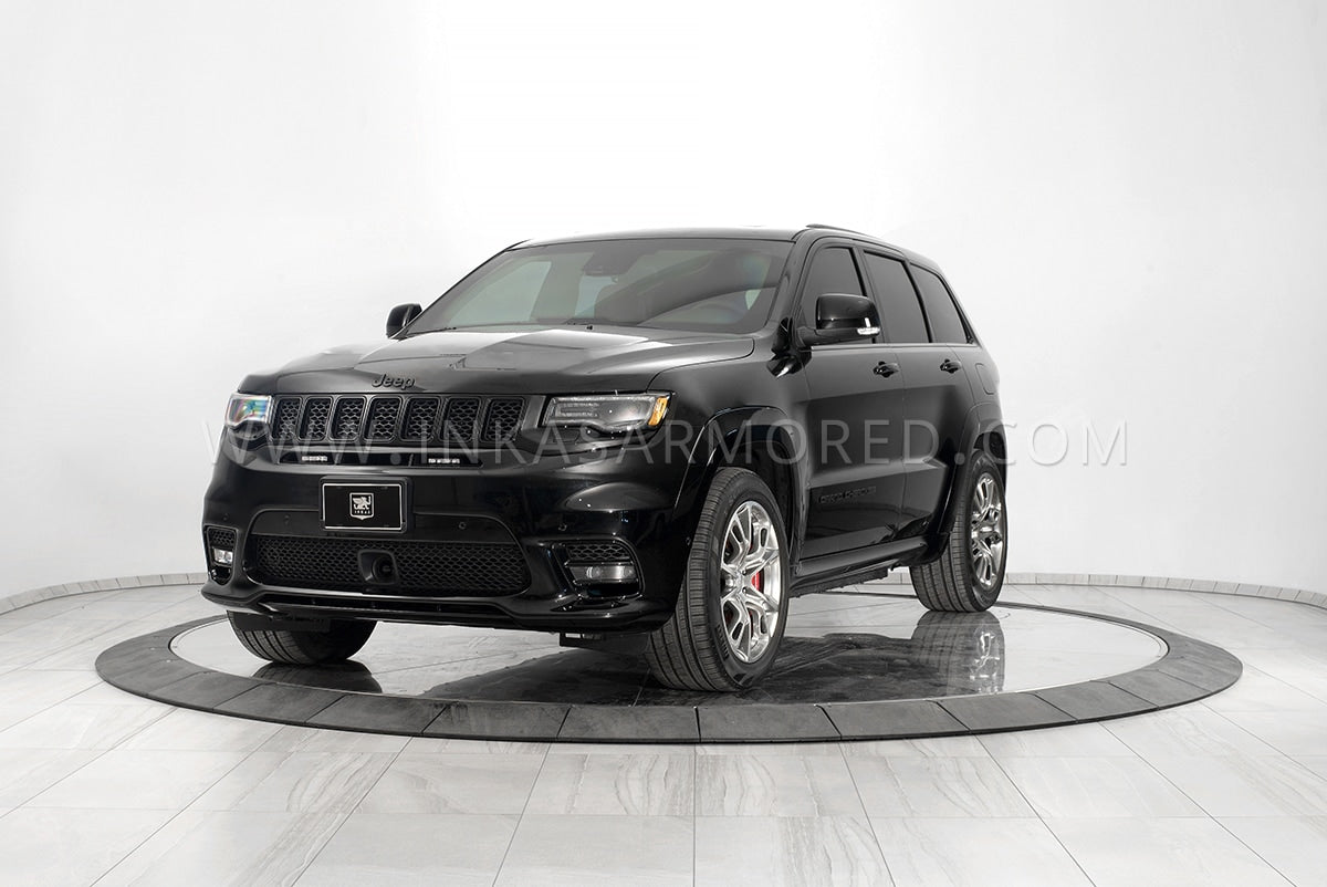 Armored SUV Jeep Grand Cherokee SRT