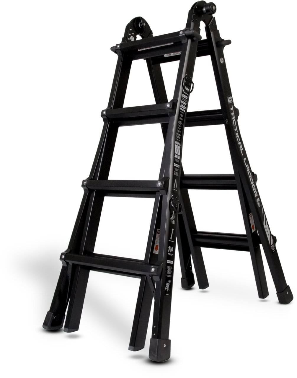 Little Giant M17 Tactical Ladder - 17 Foot | 300lbs Capacity