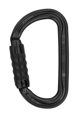 Petzl - Am' D Lightweight Asymmetrical Carabiner