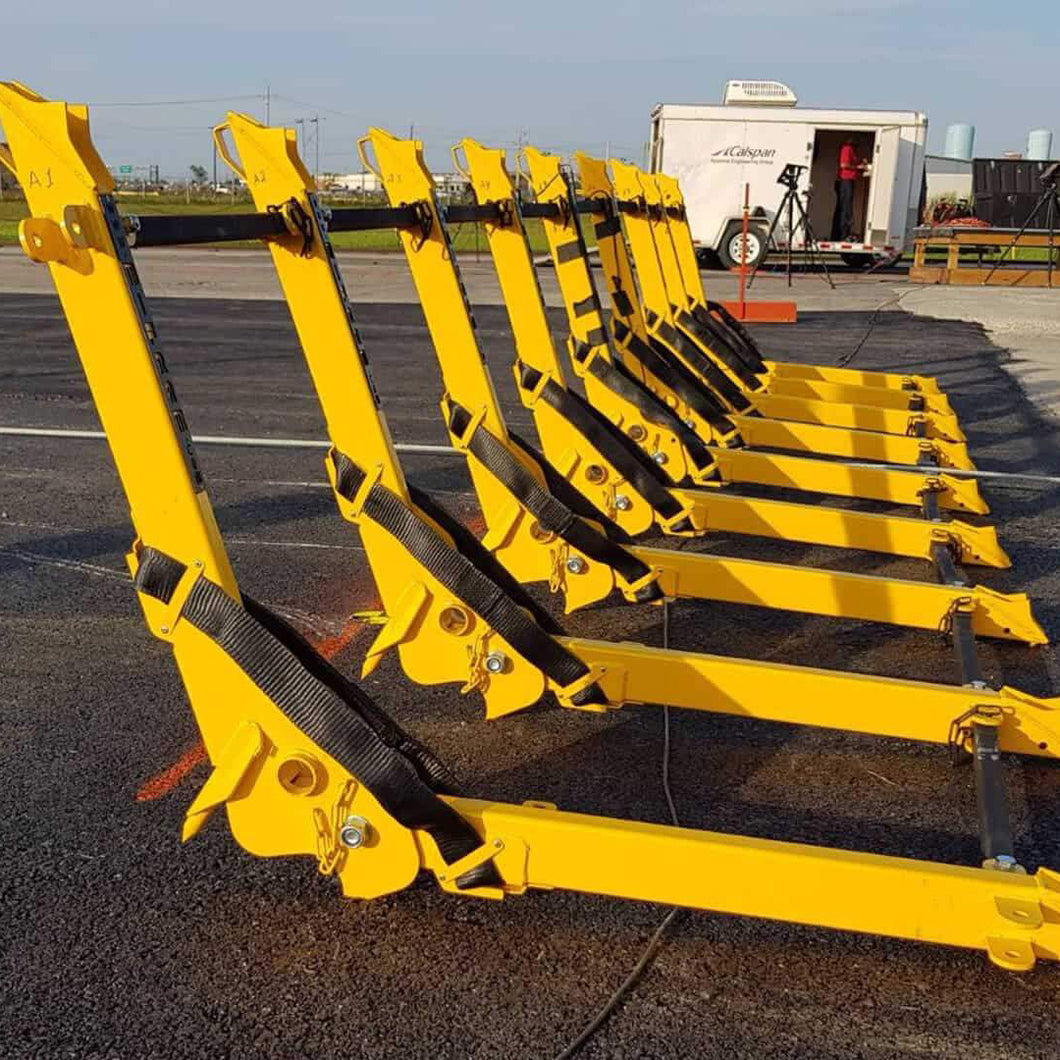 MVB -II Modular Vehicle Barrier